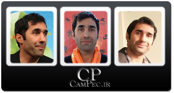 جدید ترین عکس های هادی کاظمی