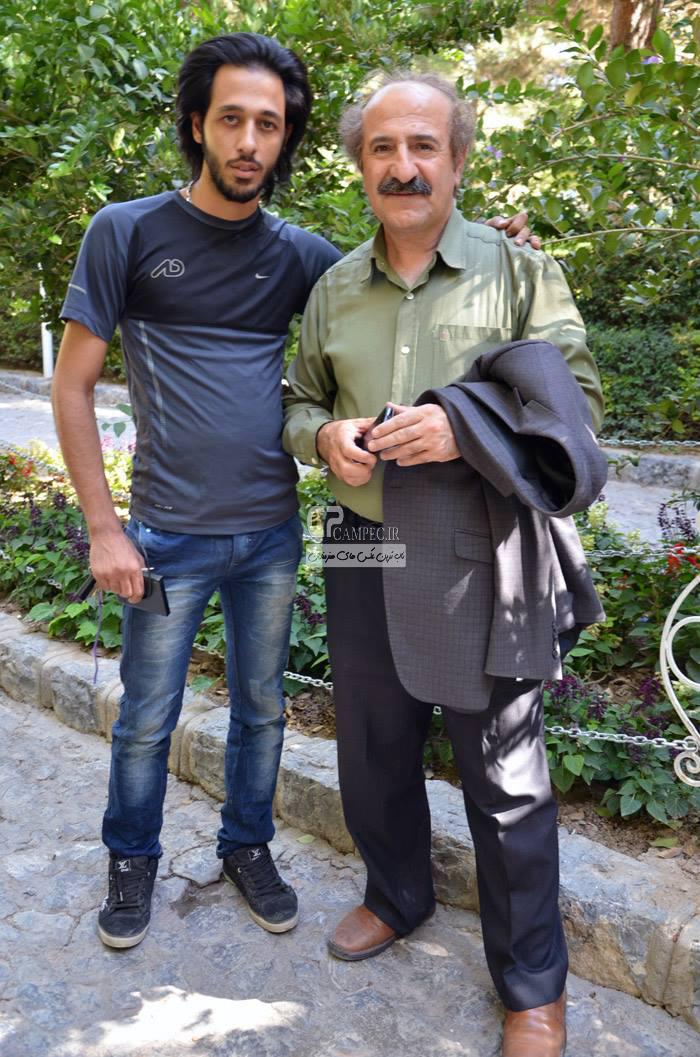 جدید ترین عکس های مهران رجبی