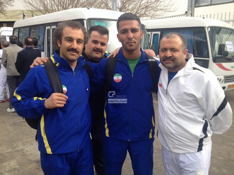 محسن تنابنده و علی صالحی