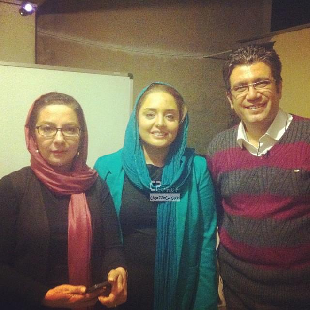 رضا رشید پور،نرگس محمدی،لاله صبوری