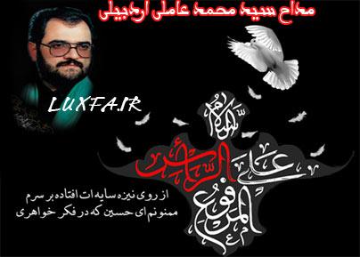 مداحی حاج سید محمد عاملی