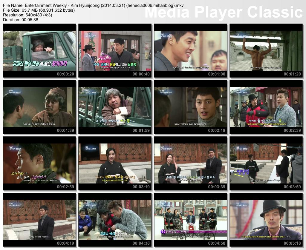 "[English Subbed] Entertainment Weekly Making of ""Inspiring Generation""[2014.03.21]"