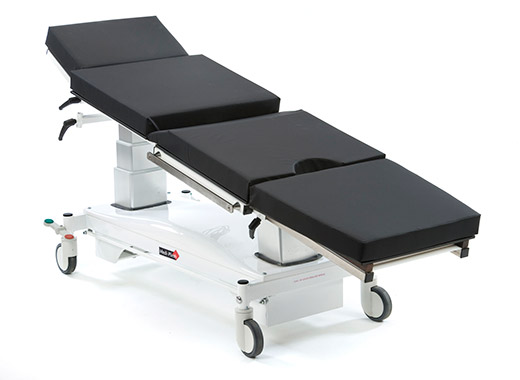 X-Ray Transparent Universal Electric Operating Tables Mobile