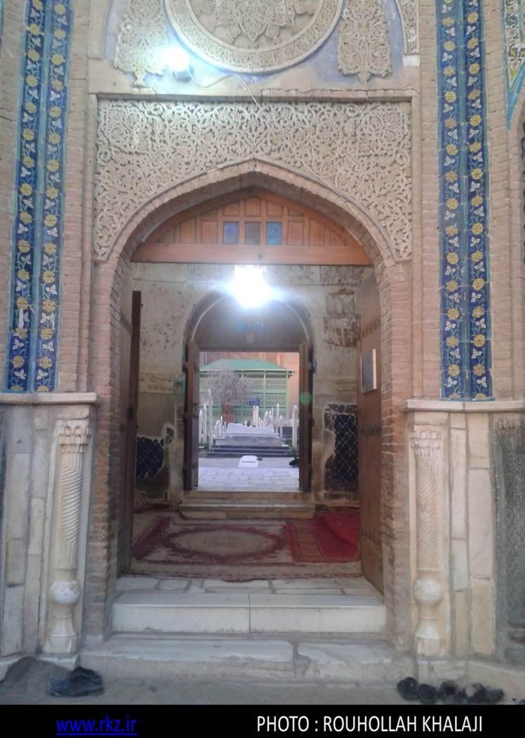 مقبره خواجه عبدالله انصاری