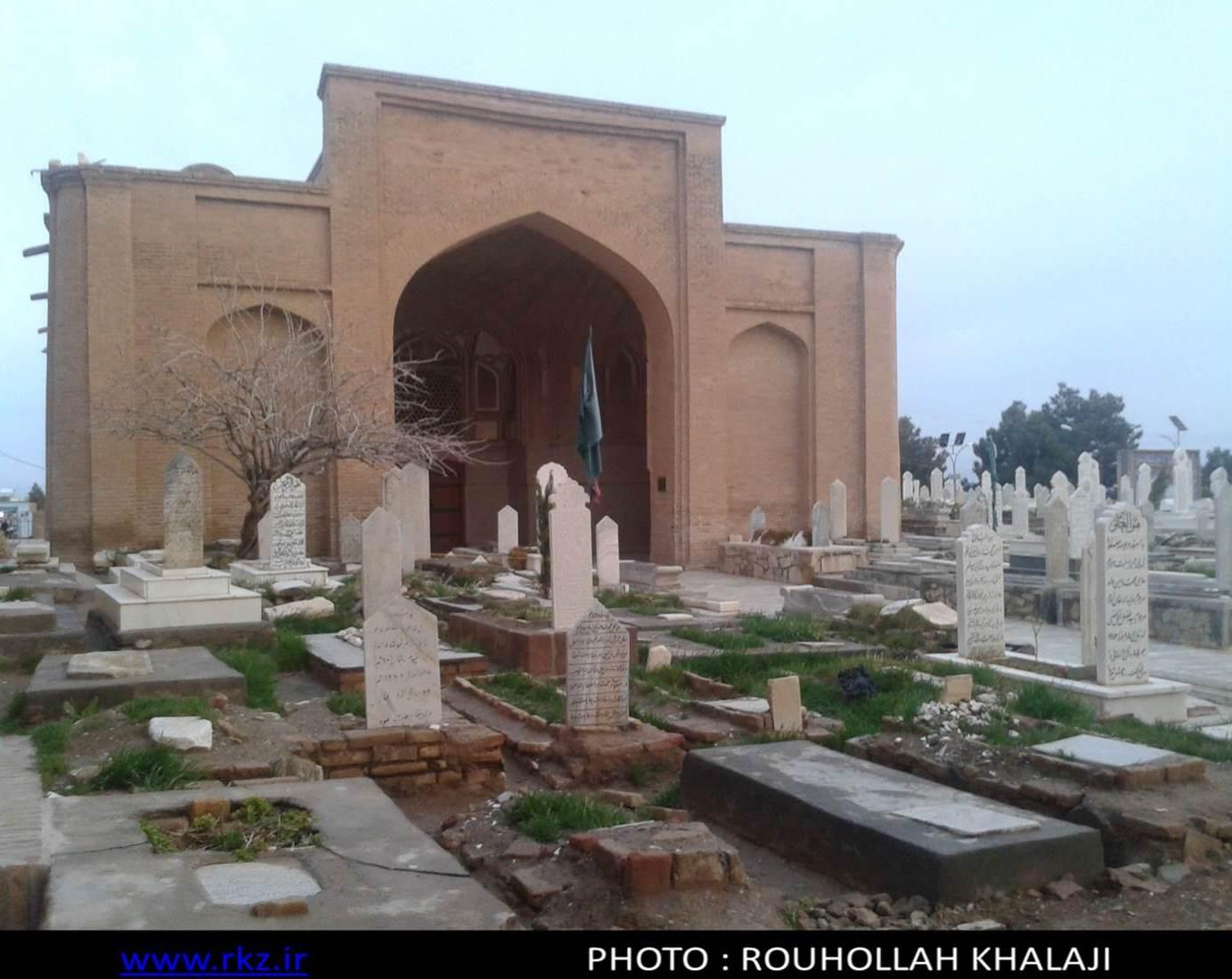 مدرسه خواجه عبدالله انصاری