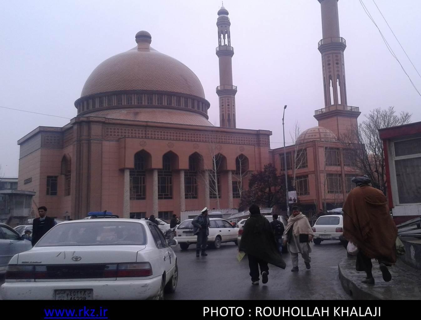 مسجد کابل