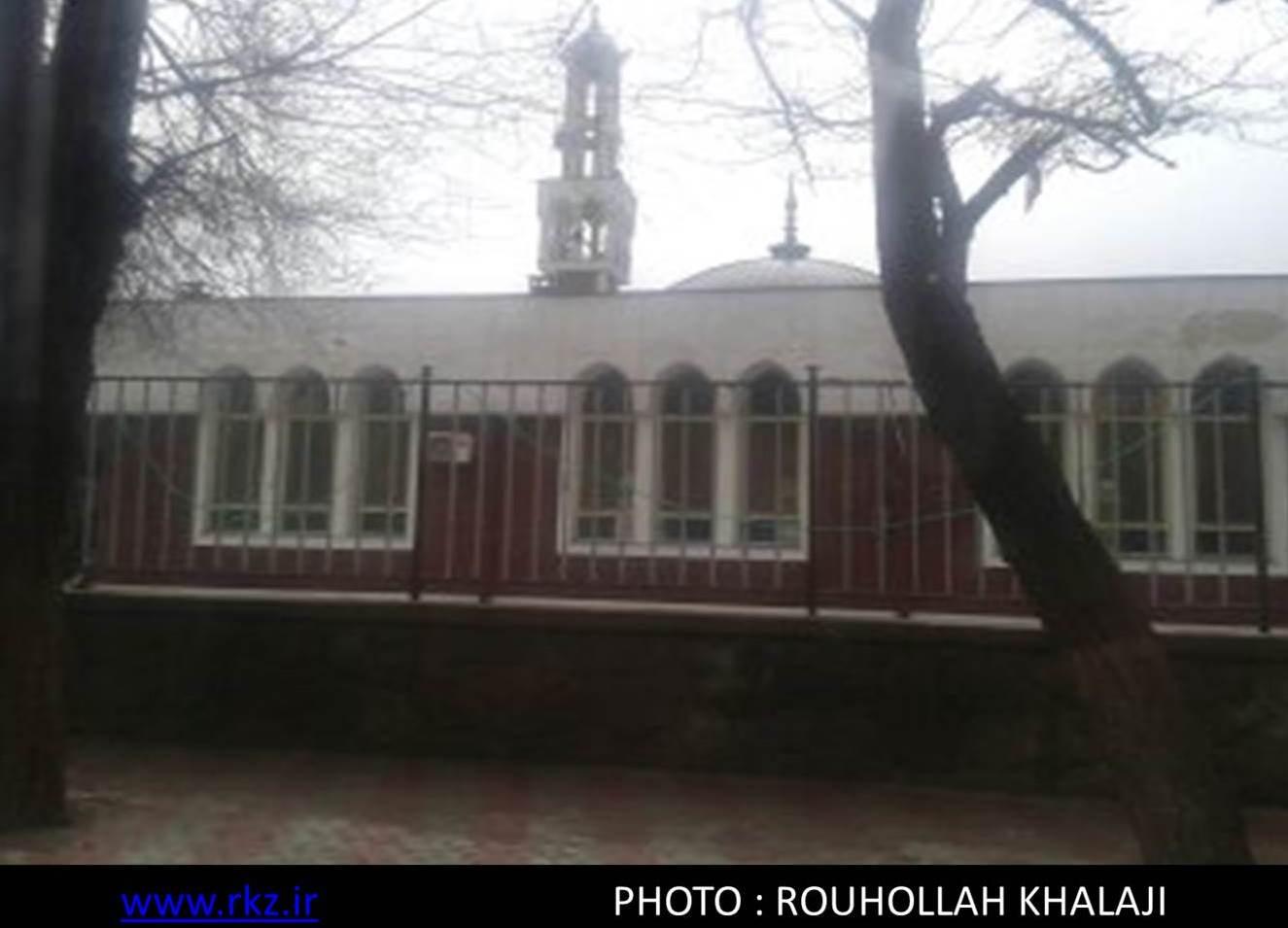 مسجد وزیر اکبرخان در کابل