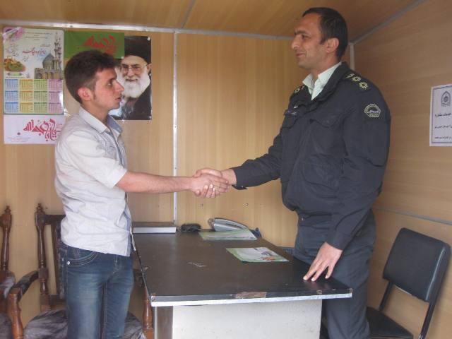 پلیس خمینی شهر
