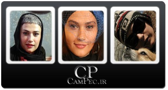 جدید ترین عکس های لادن مستوفی