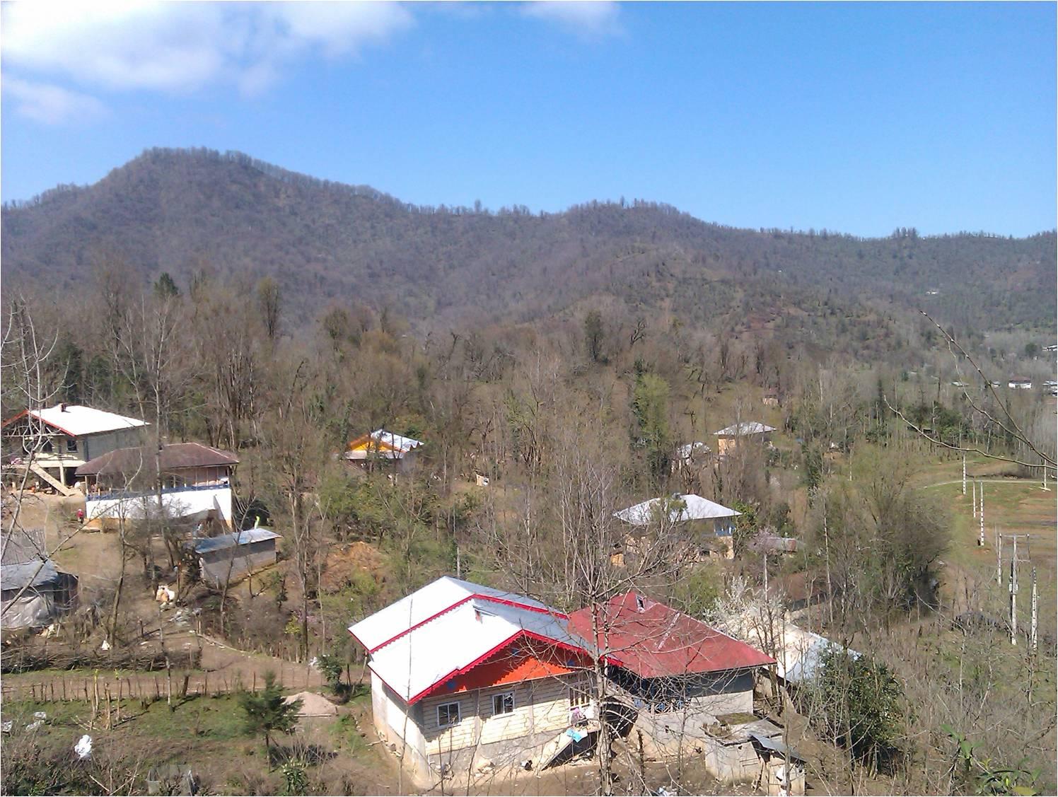 خانه های روستای