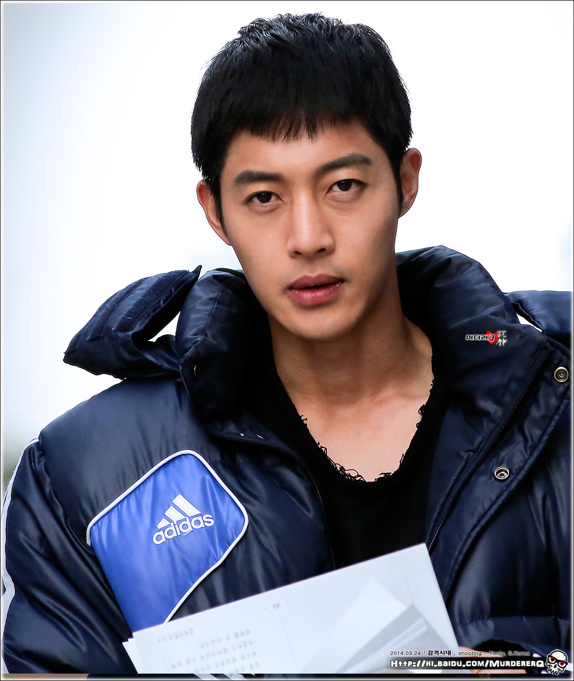 Photos_KIM HYUN JOONG @ Inspiring Generation Filming Sets