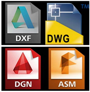 پسوند فایل ها و فرمت های قابل استفاده در اتوکد2014 و کاربرد مصرف آنها 2014 File Extension Autodesk AutoCAD