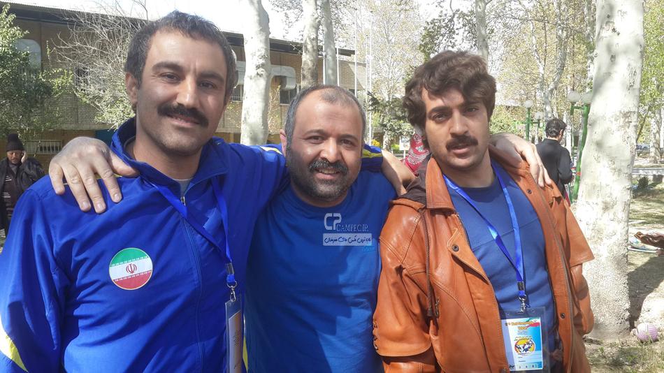 احمد مهران فر،علی صالحی،محسن تنابنده