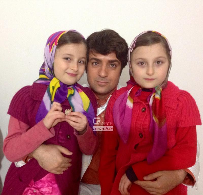 احمد مهران فر و سارا و نیکا