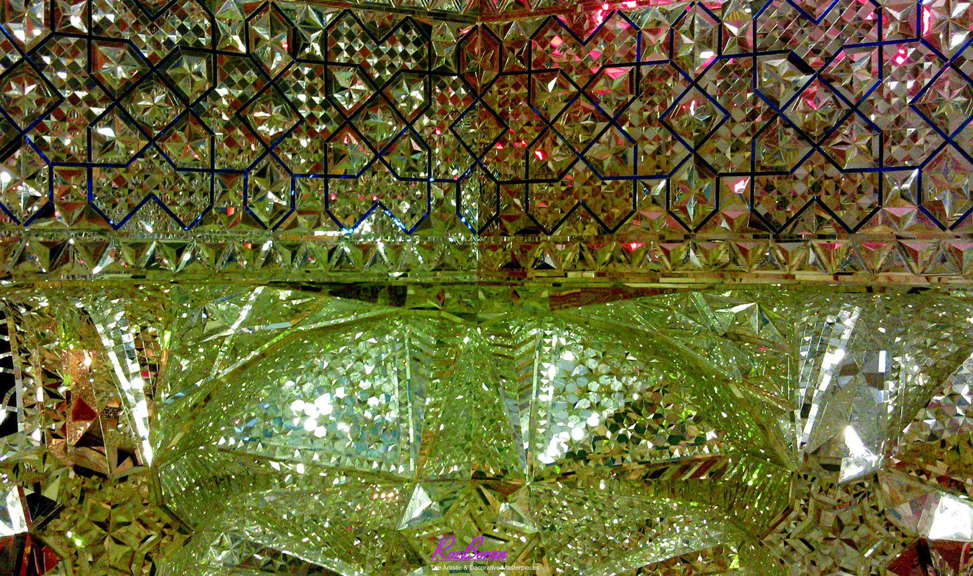 آینه کاری ایرانی