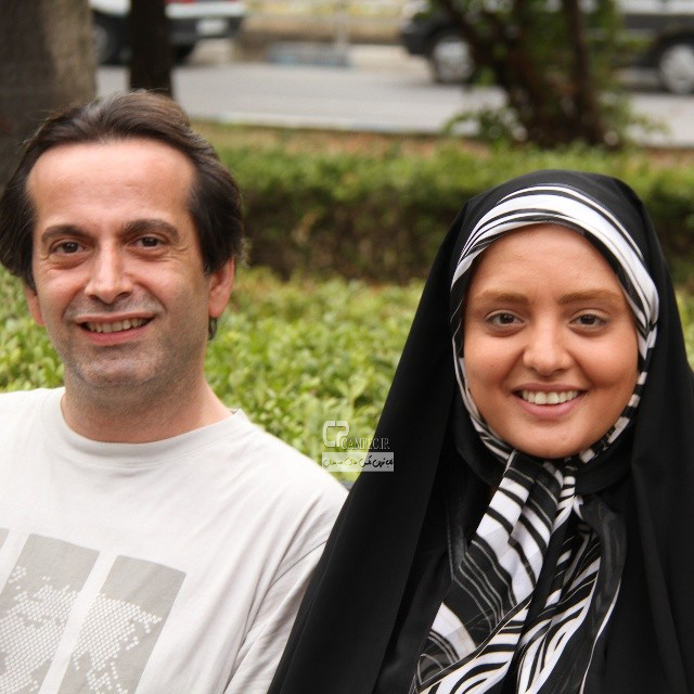 نرگس محمدی و رامسین کبریتی