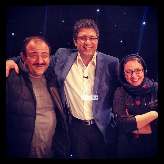 لاله صبوری،رضا رشید پور،مهران غفوریان