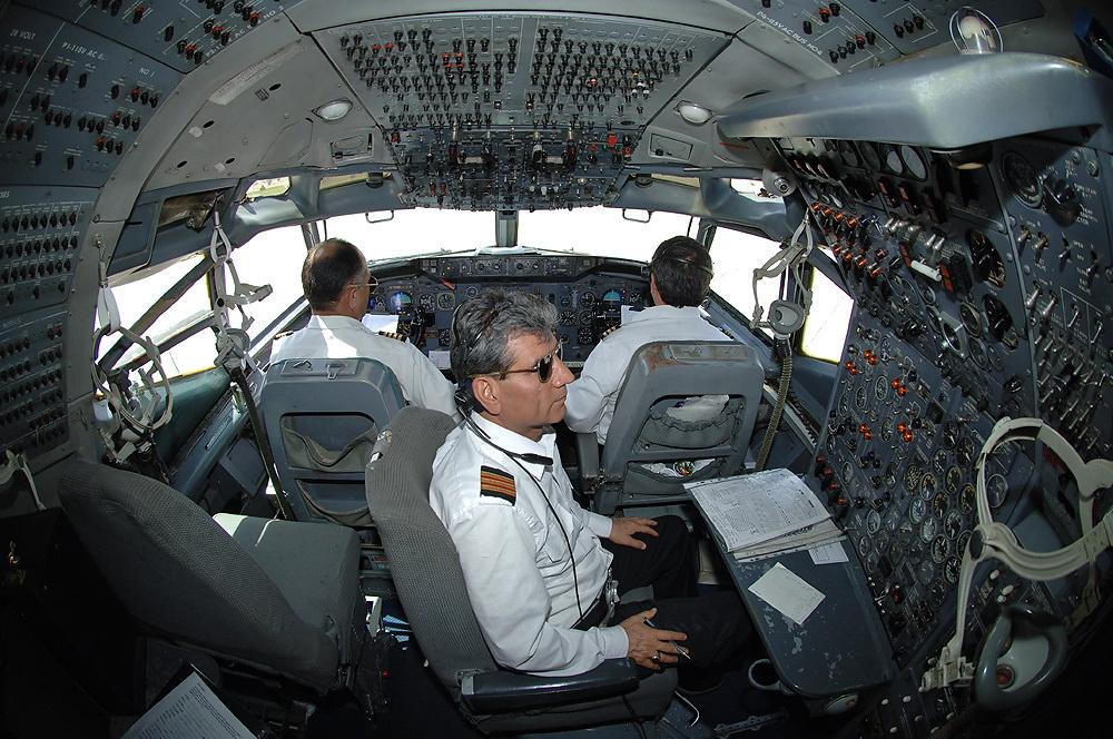 آسمان خلبان ها