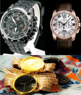 فروش ساعت مچی زنانه مردانه فیک و ارزان قیمت