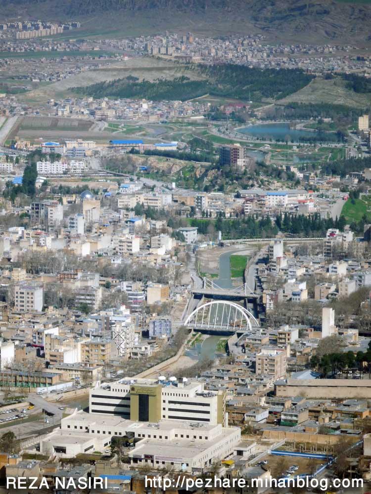 عکس از خرم آباد