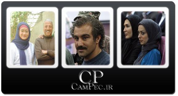 جدید ترین تصاویر از پشت صحنه سریال «پایتخت3»