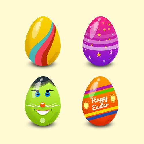 لایه باز تخم مرغ رنگی عید نوروزی