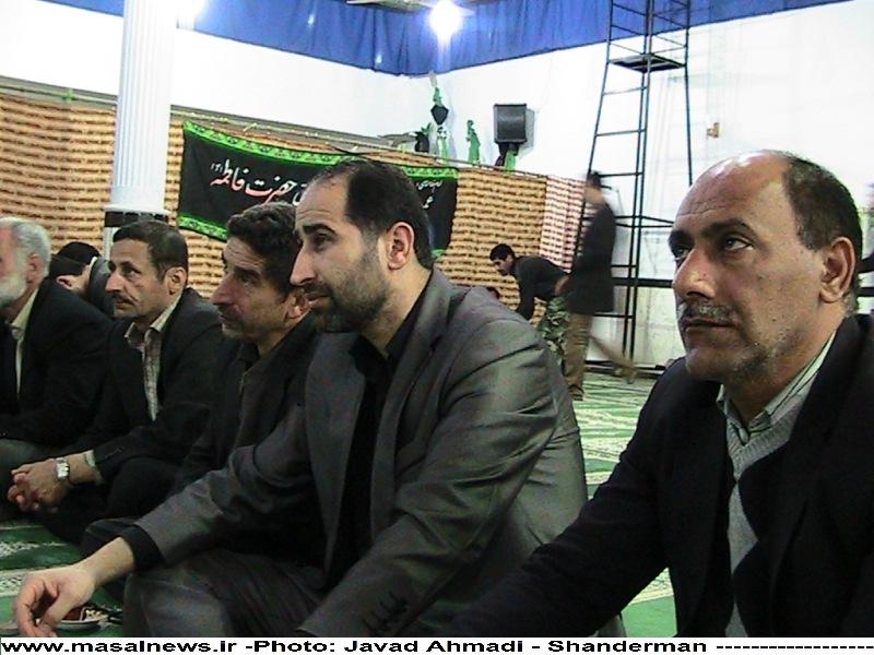 ماسال نیوز مسجد جامع شاندرمن