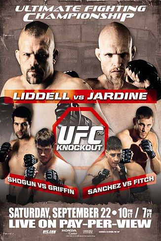 دانلود یو اف سی 76 | UFC 76: Knockout