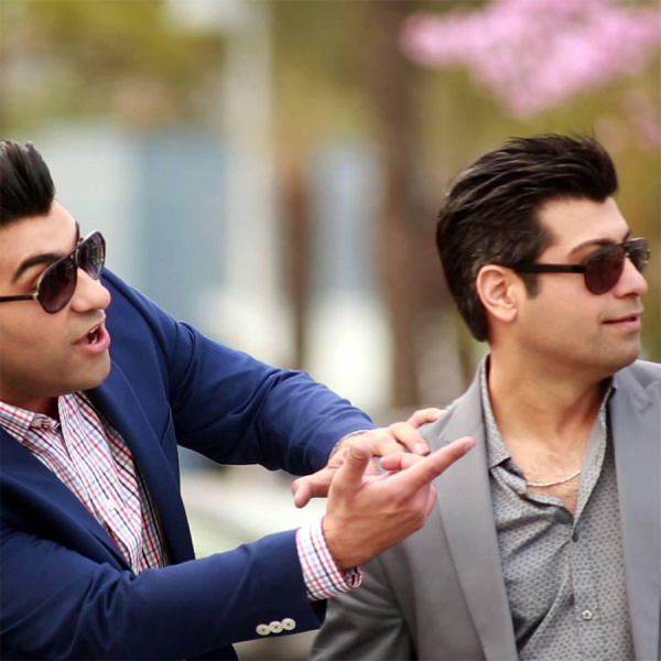 Payam and Kamyar Cheshat Sag Dareh دانلود آهنگ جدید پیام و کامیار به نام چشات سگ داره