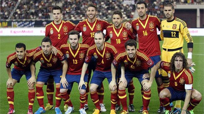 تيم دوم اسپانيا در جام جهاني 2014 چقدر ميارزد؟