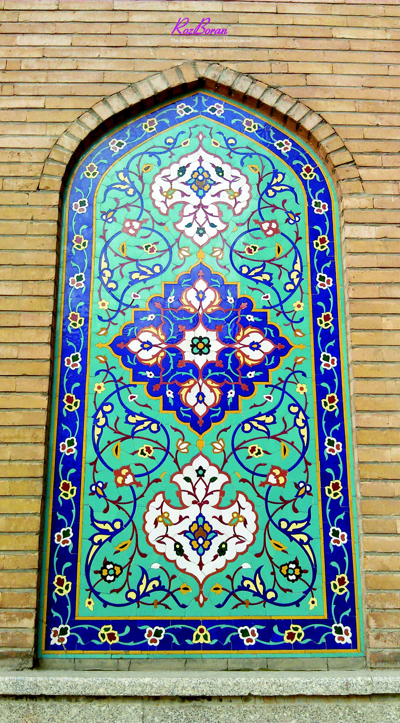 تزئینات سنتی ایرانی