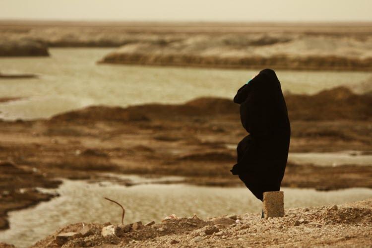 26  یادمان شهدای هور ، مقتل شهید علی هاشمی ، جزیره مجنون