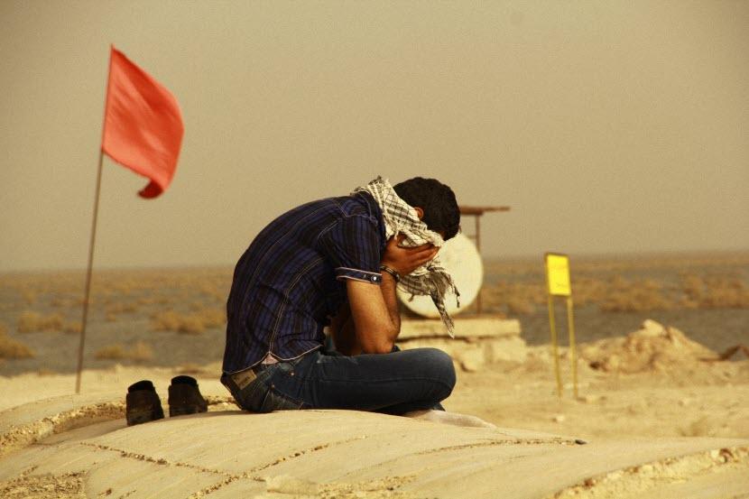 114  یادمان شهدای هور ، مقتل شهید علی هاشمی ، جزیره مجنون