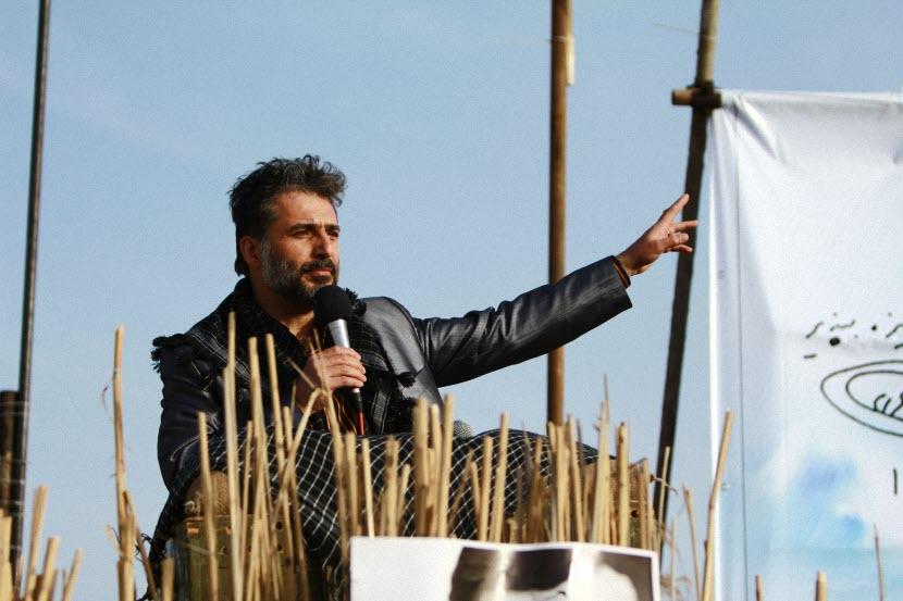 118  یادمان شهدای هور ، مقتل شهید علی هاشمی ، جزیره مجنون