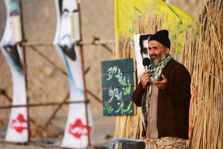 120  یادمان شهدای هور ، مقتل شهید علی هاشمی ، جزیره مجنون