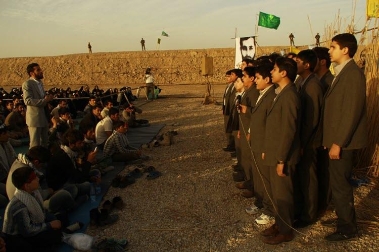 126  یادمان شهدای هور ، مقتل شهید علی هاشمی ، جزیره مجنون
