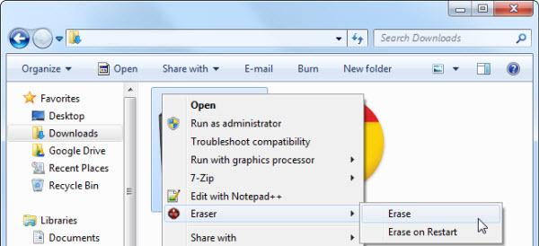 بازیابی فایلها و اطلاعات حذف شده، جلوگیری، کامپیوتر، نرم افزار سی کلینر