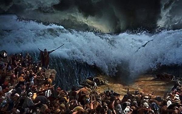 سوالاتی درباره طوفان نوح