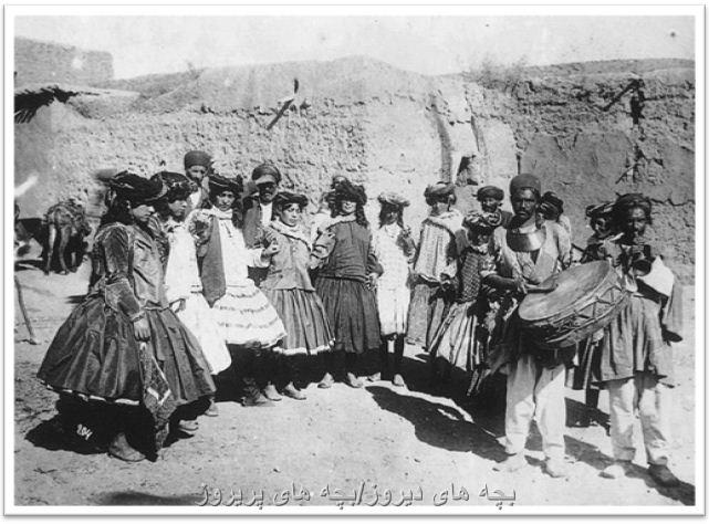 عکسهای قدیمی ایران از دوره قاجار-انتوان سوروگین