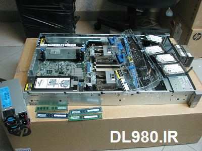 HP ProLiant DL380 Generation 7