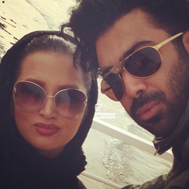www Campec Ir Bazigaran 2651 عکس های جدید بازیگران با همسرانشان