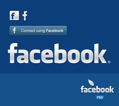 لایه باز لوگو فیسبوک