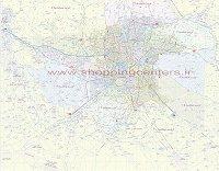نقشه تهران