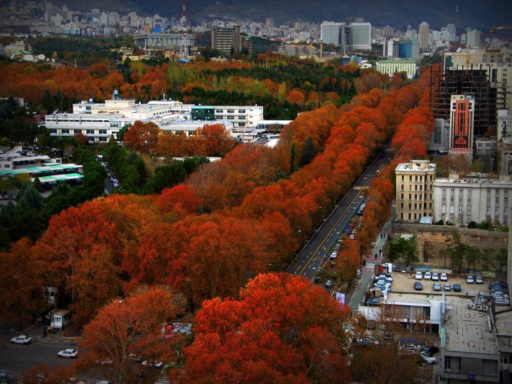 تهران زیبا+عکس