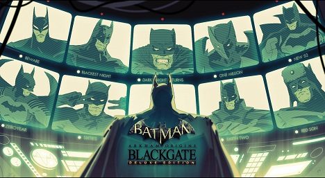 دانلود ترینر بازی Batman Arkham Origins Blackgate Deluxe Edition