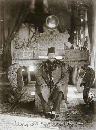 عکس قدیمی شاهان قاجار
