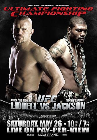 دانلود یو اف سی 71 | UFC 71 Liddell vs Jackson