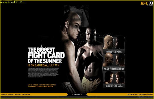 دانلود یو اف سی 73 | UFC 73: Stacked