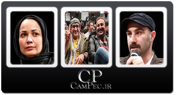 عکس های مراسم تجلیل از عوامل مجموعه تلویزیونی پایتخت 3