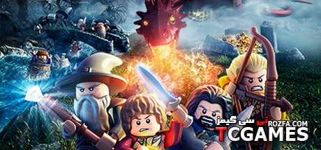 ترینر بازی Lego The Hobbit
